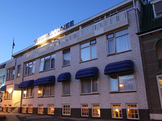 Noordwijk Aan Zee Beach Hotel