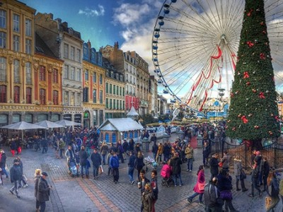 A Christmas Markets School Trip from a Teacher's Perspective